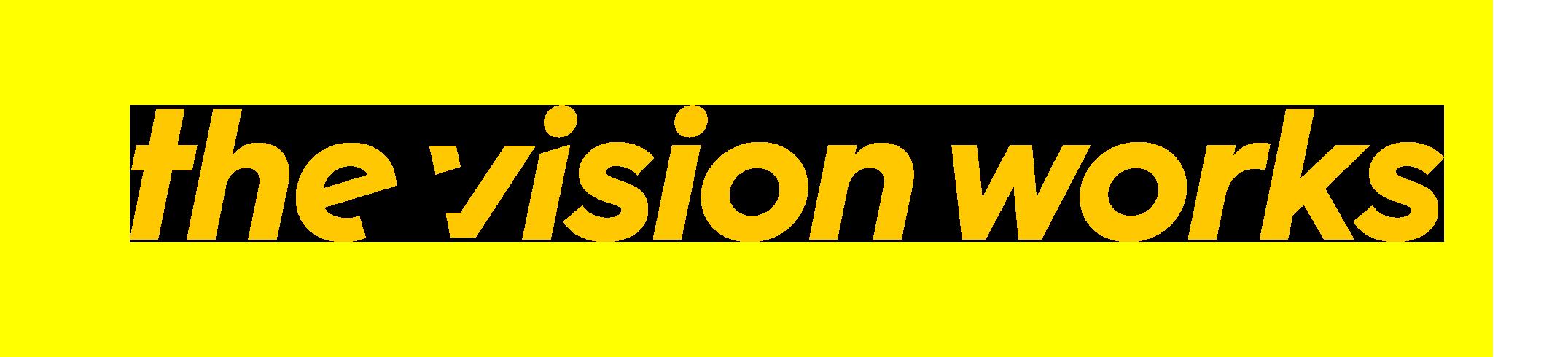 the vision works Logo