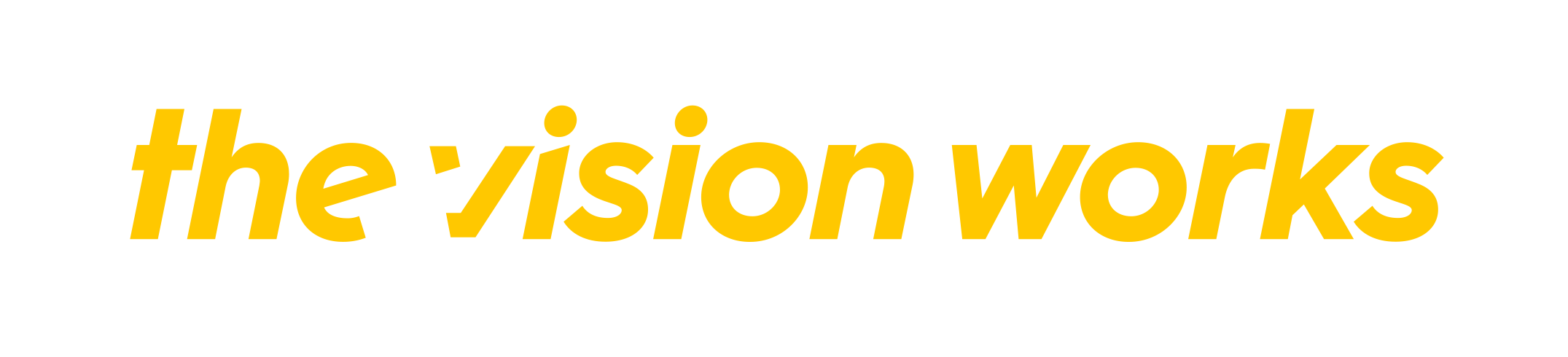 the vision works – tvw GmbH Logo
