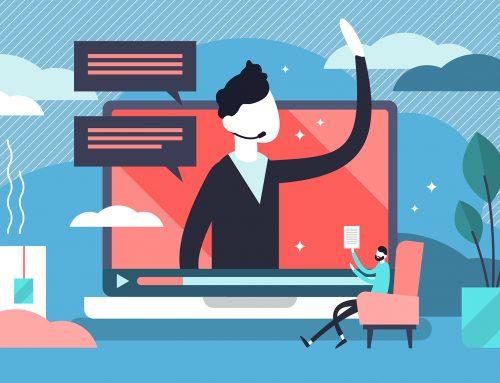 Souverän online präsentieren – 11 Tipps für ein erfolgreiches Webinar